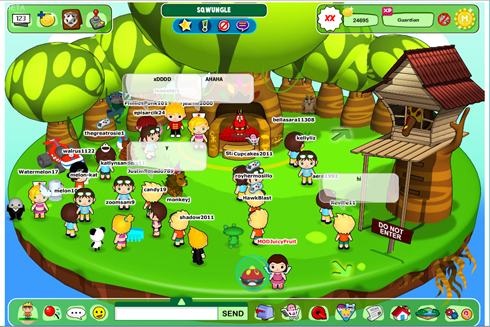 100 games online for kids